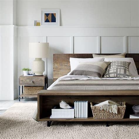 Crate And Barrel Bedroom