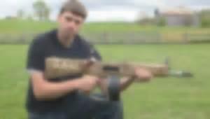 Crazy Russian Shotgun