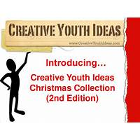 Creative youth ideas christmas collection promo