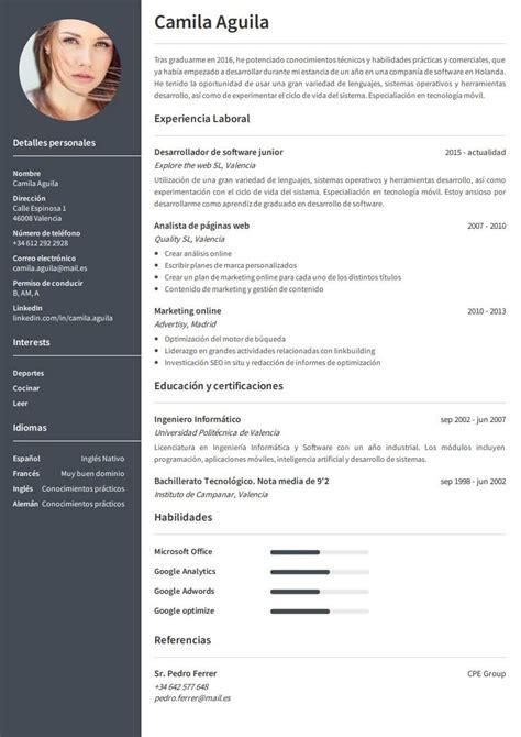 Model Cv European De Completat Online