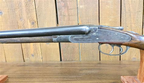 Crescent Double Barrel Shotguns