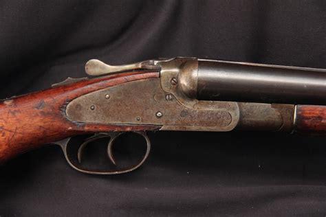 Crescent Model 60 12 Gauge Double Barrel Shotgun