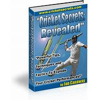 Buying cricket secrets: revealed