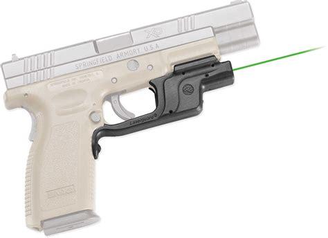 Crimson Trace Corporation Springfield Xds Laserguard Laser Sight Springfield Xds Laserguard Green