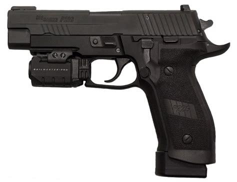 Crimson Trace Green Laser Sig P226