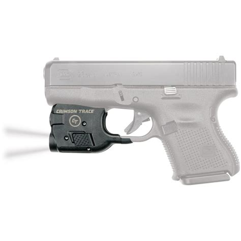Crimson Trace Lightguard Glock 26
