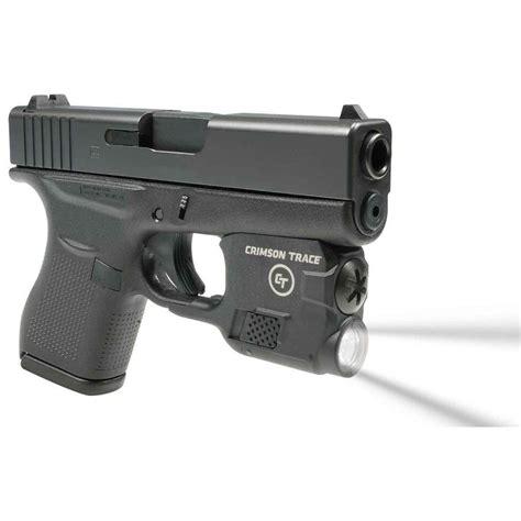 Crimson Trace Lightguard Glock 43