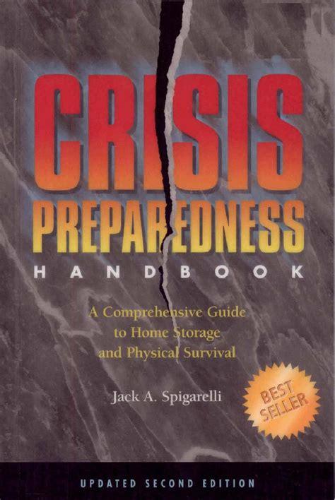 Crisis Preparedness Handbook By Issuu