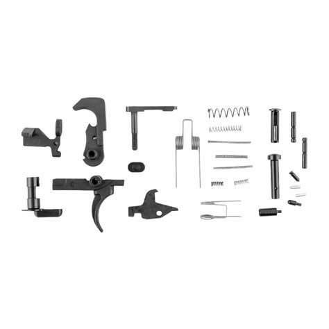 Critical Capabilities Llc Ar15 Lower Parts Kit Review