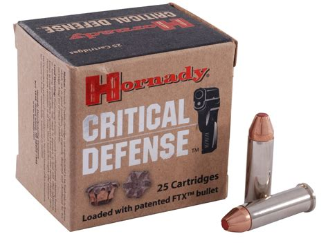 Critical Defense Ammo Review
