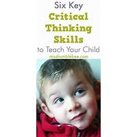 Free tutorial critical thinking keys