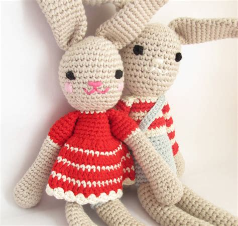 Crochet bunny rabbit Image