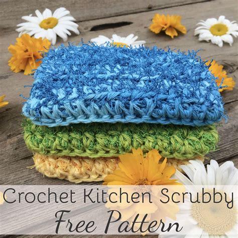 Crochet kitchen pattern Image