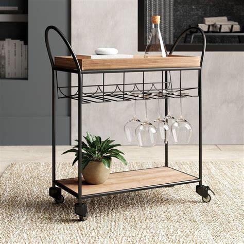 Crofton Bar Cart