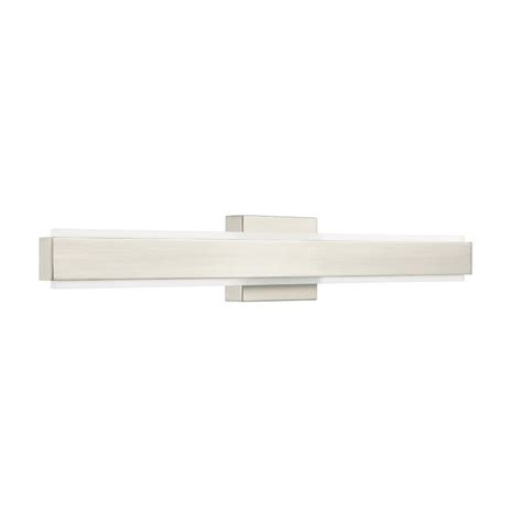 Crone 1-Light LED Bath Bar
