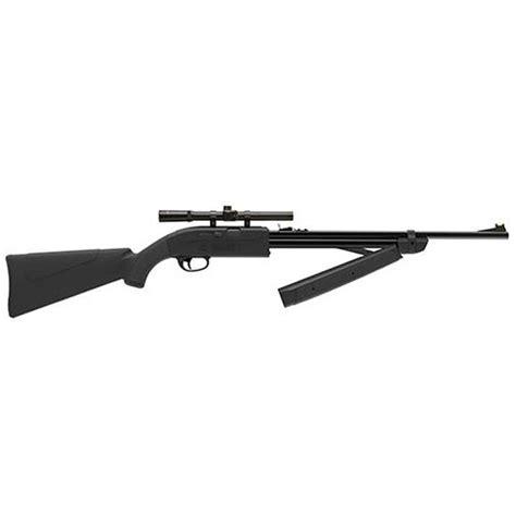 Crosman Air Rifle 1000 Fps And Crosman Repeatair 1077 Co2 Power Pellet Air Rifle