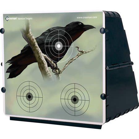Crosman Indoor Outdoor Air Rifle Shooting Target Trap