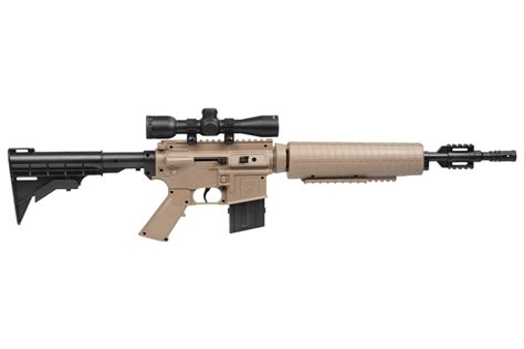 Crosman M4177 M4 Air Rifle Bolt 177 Bbs Black U Tube