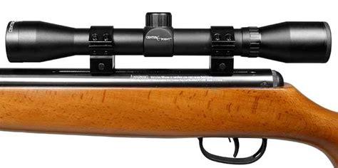 Crosman Optimus Air Rifle W Scope