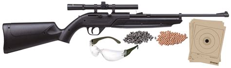 Crosman Pumpmaster 760 177 Starter Kit Air Rifle