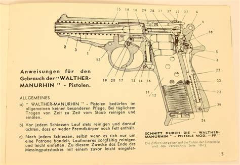 Crosman Walther Ppk S Manual
