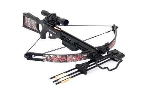 Crossbow For Self Defense