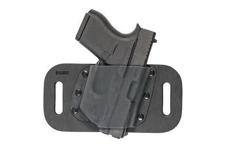 Crossbreed Holsters Dropslide Holsters Glock 43 Dropslide Holster Rh Black