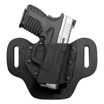 Crossbreed Holsters Dropslide Holsters Kahr Cw 940 Dropslide Holster Rh Black