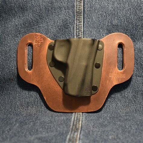 Crossbreed Holsters Dropslide Holsters Remington R51 Dropslide Holster Rh Black
