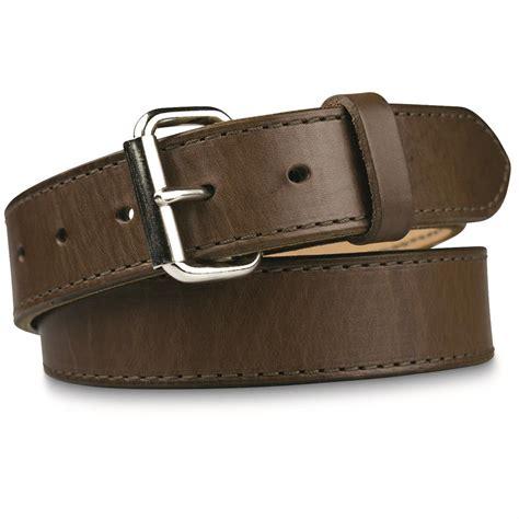 Crossbreed Holsters Mens Gun Belts 38 Gun Belt Brown