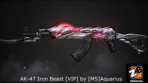 Crossfire China Ak 47 Iron Beast