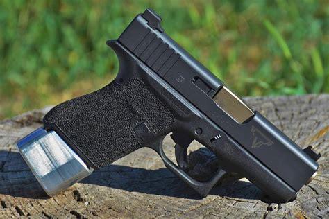 Crosshairs USA Tactical Glock 43 Semi-automatic Pistol