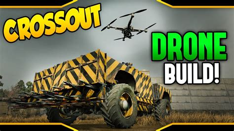 Crossout Drones And Ammo Boxes