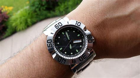 Croton Vortex Watch