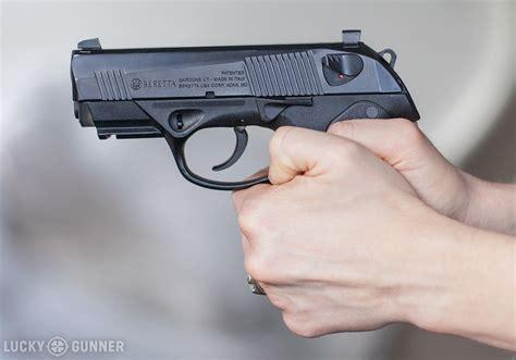 Crush Grip Handgun