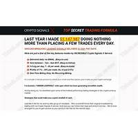 Coupon code for crypto signals x