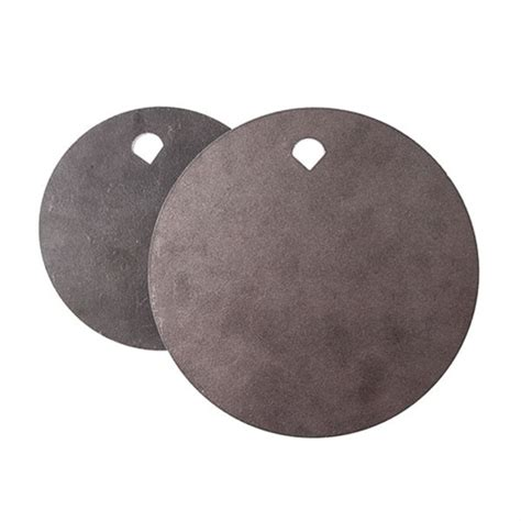 Cts Targets Ar500 Round Steel Target 8 Diameter 38 Thick Ar500 Round Target