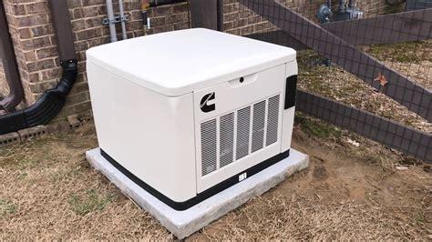 cummins rs20a generator installation Image