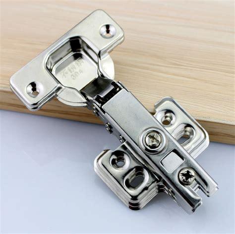 Cupboard door hinges types Image