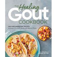 Cure gout cookbook comparison