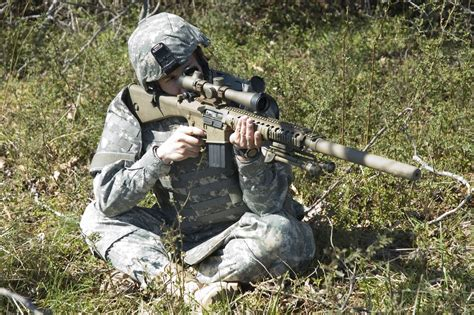 Current Us Army Sniper Rifle
