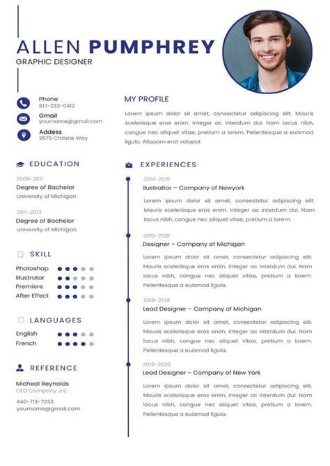 Curriculum Vitae Examples Kenya Professional Resume