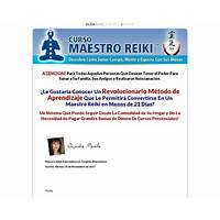 What is the best curso maestro reiki unico en espaol 90% comision?