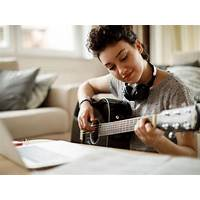 Cursos de musica en video instruction