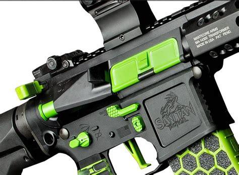 Custom Ar 15 Zombie Parts