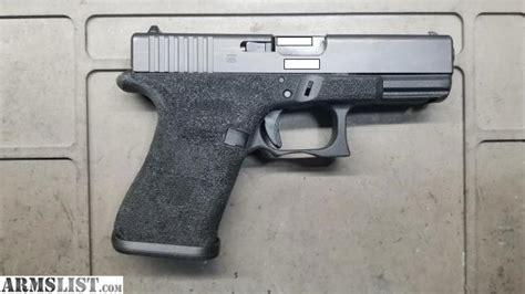 Custom Beavertail On Glock 19