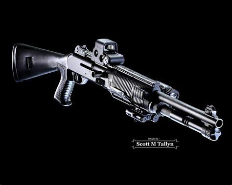 Custom Benelli M4 Tactical