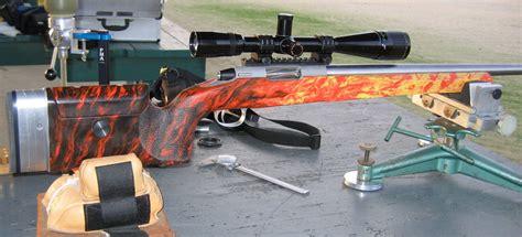 Custom F Class Rifle Stocks Australia