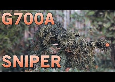 Custom G700a Sniper Rifle