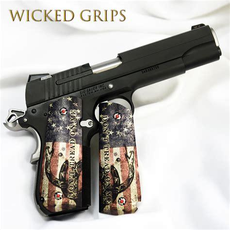Custom Grips Sig Sauer 1911